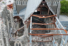 It has been more than six years since the Gothic-style 136-year-old cathedral was badly damaged in the 6.3-magnitude February 22, 2011 earthquake. Photo / File