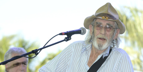 Don Williams pictured in 2013. Photo / Getty Images