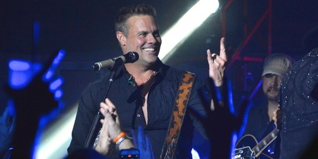 Troy Gentry of music duo Montgomery Gentry pictured in 2016. Photo / Getty Images