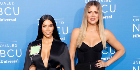 Kim and Khloe have dressed in some pretty extreme outfits in their time. Photo / Getty Images