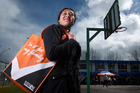 Te Rina Whakatau, 18, went along to the Big Vote Party. Photo/Stephen Parker