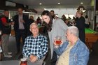 Labour leader Jacinda Ardern received a rock star welcome at the Kaitaia RSA on Friday evening, where Toto Thompson pledged his loyalty.