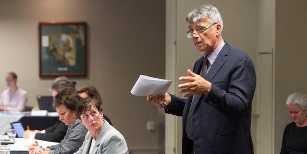 Bay of Plenty Regional Council chairman Doug Leeder. Photo/File