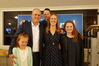 Todd Muller with wife Michelle, and children Amelia 9, Bradley 11, and Aimee 13. Photo/Kiri Gillespie