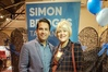 Simon Bridges with wife Natalie. Photo/Kristin Macfarlane