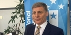 Watch: Bill English gives update on jet fuel issue