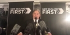 Watch: Winston Peters: We survived despite all the provocations