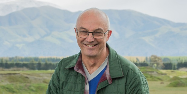 Kevin Hague, Forest & Bird's chief executive, fully supports the controversial Water Conservation Order. Photo File