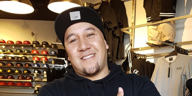 Rocky Misiepo's passion for helping young people inspired him to take on further tertiary training to become a youth worker. Photo/Supplied