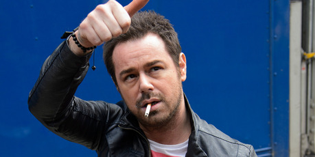 Actor Danny Dyer. Photo / Getty