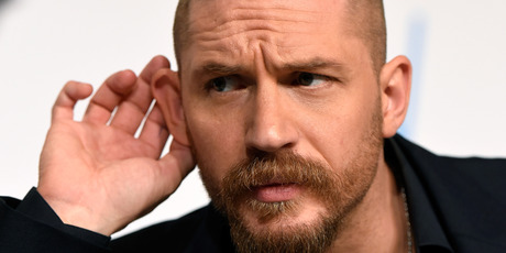 Actor Tom Hardy starred in Mad Max too. Photo / Getty