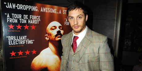 Actor Tom Hardy attends the afterparty following the special screening of 'Bronson'. Photo / Getty