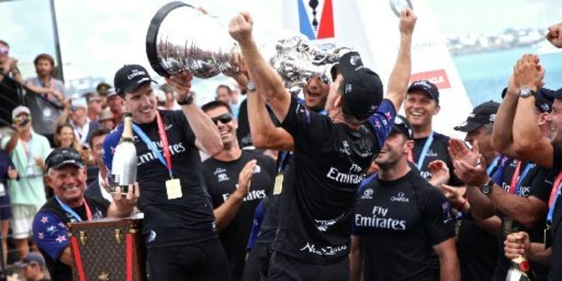 The America's Cup, and some of those who helped Team NZ win it in Bermuda are coming to the Far North.