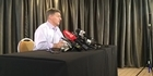 Watch: Prime Minister Bill English: two party coalition more stable
