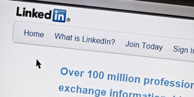 LinkedIn, you've got to be kidding me with the awful and completely informal word 'congrats'. Photo / 123RF