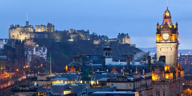 Multiple people agreed London has nothing on the charm of Edinburgh. Photo / 123RF