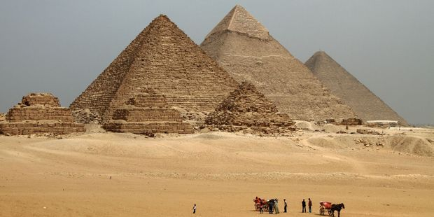 After seeing the pyramids, one Redditor couldn't find anything else to do in Egypt. Photo / 123RF
