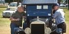 Watch: Rotorua Classic Car Show