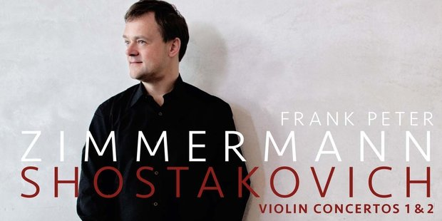 What: Shostakovich, Violin Concertos 1 & 2 (BIS, through Ode Records).