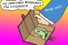 Cartoons: January 23th - January 29th
