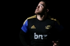 Nehe Milner-Skudder will play for the Hurricanes at the Tens after missing most of last season through injury. Photo / Getty Images