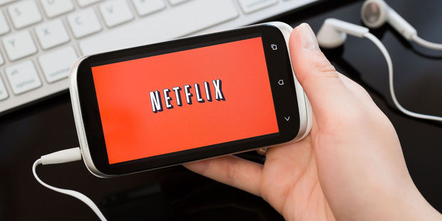 A fake Netflix app has been discovered by cyber-security experts, which can take over your device and spy on you. Photo / 123RF
