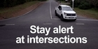 Watch: Watch: Auckland Transport - 'Stay Alert at Intersections'