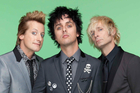 Green Day will play two shows in Auckland in May.