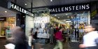 Hallensteins clothing store on Queen St, central Auckland. Photo / File