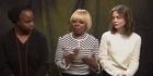Watch: Watch: Mary J. Blige denounces Trump as 'racist'