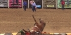 Watch: Watch: Shocking new rodeo footage