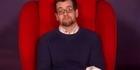 Watch: Watch: Ed Sheeran's best friend on Graham Norton's red chair