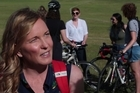 'Lady gangs' is an Auckland bicycle club created by Charlotte Rose and friends.