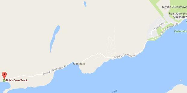 Bob's Cove Track. Photo / via Google Maps