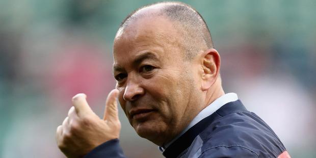 England coach Eddie Jones. Photo / Getty Images.
