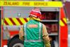 Volunteer firemen lauded for work
