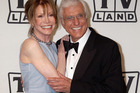 Mary Tyler Moore and Dick Van Dyke reunited at the TV Land Awards several years ago. Photo/Getty