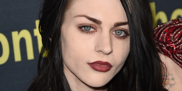 Frances Bean Cobain is the face of Marc Jacobs SS17 campaign