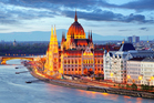 Budapest, Hungary. As fares fall, Europe has become more accessible for Kiwis. Photo / Getty Images