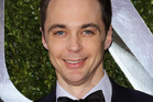Actor Jim Parsons plays Sheldon in The Big Bang Theory. Photo / Getty
