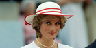 Princess Diana during a state visit to Edmonton, Alberta. Photo / Getty Images