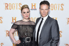 Actors Anna Paquin and Stephen Moyer are teaming up on screen again. Photo / Getty Images