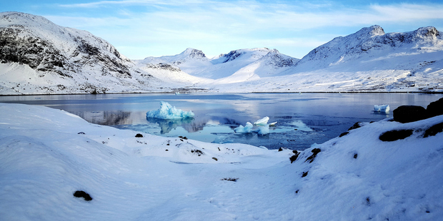 For a different kind of island holiday, try an Arctic adventure in Greenland. Photo / Getty Images