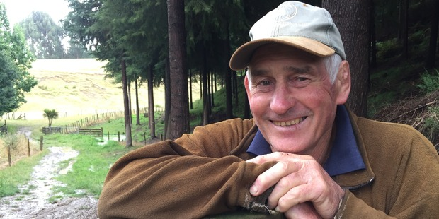 NZ Farm Forestry Association conference organising committee chairman John Dermer says anyone with a farm should attend. Photo/Supplied