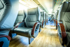 InterCity is increasing the number of luxury seats on its buses.
