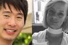 Matthew Si and Jess Mudie - killed in the senseless violence on Bourke St in Melbourne's CBD. Photos / Supplied