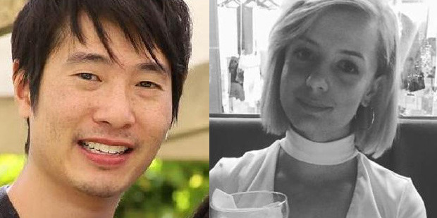Loading Matthew Si and Jess Mudie - killed in the senseless violence on Bourke St in Melbourne's CBD. Photos / Supplied