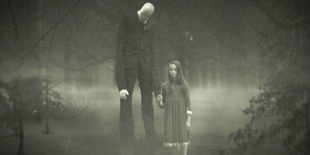 A scene from the HBO documentary series, Beware The Slenderman. Photo / HBO