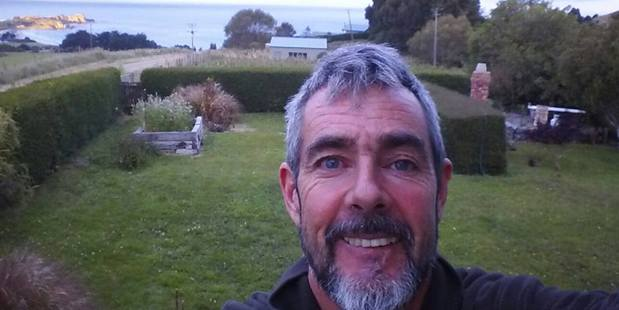 Alan Langdon, photographed in 2014, failed to turn up for his court appearance in Te Awamutu this morning. Photo / Facebook