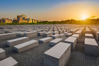 The mournful Holocaust Memorial in Berlin. Photo / 123RF